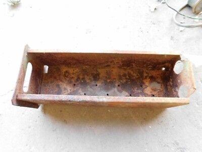 John Deere D R Etc. Tractor Tool Box Tag 791