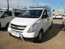 2012 Hyundai iLOAD TQ MY13 White 5 Speed Automatic Van Clyde Parramatta Area Preview