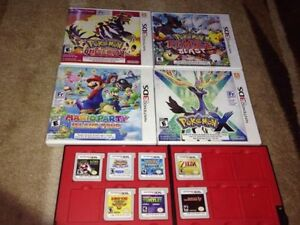 Nintendo 3Ds 2DS Games for sale Great Titles