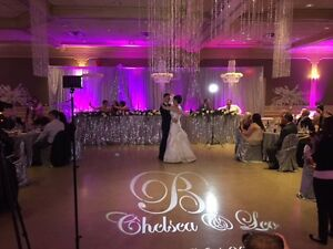 Wedding Disc Jockey Windsor DJ Lighting Monograms Windsor Windsor Region Ontario image 8