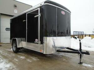 6X12 SCREWLESS CARGO TRAILER - BUILT TO LAST, PRICED TO SELL!! London Ontario image 2