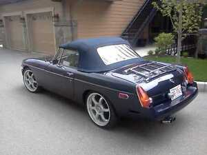 1976 MGB Modified Roadster