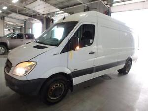 2011 Mercedes Benz Sprinter 3500