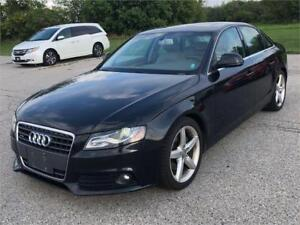 2009 Audi A4 Premium Quattro 2.0T LOADED