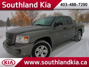 2010 Dodge Dakota CrewCab SXT 4X4