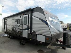 2017 HEARTLAND PROWLER 281TH TOY HAULER TRAVEL TRAILER