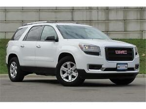 2016 GMC Acadia Backup Camera|Cruise|8-passenger|Bluetooth