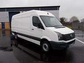 Volkswagen Crafter CR35 LWB 2.0 TDI 109PS HIGH ROOF VAN DIESEL MANUAL (2014)