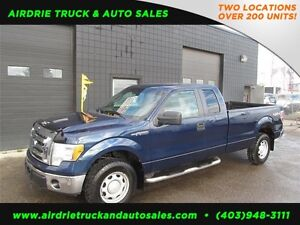 2010 Ford F-150 XLT 5.4L 8FT Long Box Extended Cab Pickup!!