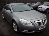 VAUXHALL INSIGNIA 2.0 SRI CDTI 5d 160 BHP FSH - Timing belt changed (silver) 2009