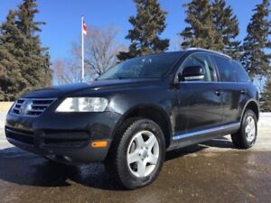 2007 Volkswagen Touareg, PREMIUM, AUTO, AWD, LOADED, ROOF!