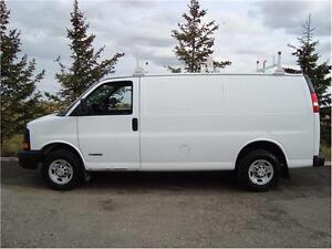 2006 CHEVY EXPRESS CARGO VAN 4.8L 139K FOR ONLY $11,970.