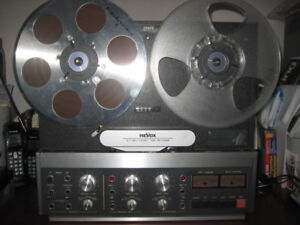 REVOX B77 BRAND NEW NEVER USED 2 FOR 1 DEAL (PRICE REDUCE AGAIN)