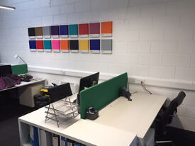 Desk Space to rent 2 minutes from Vauxhall station