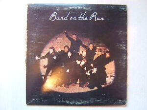 Band on the Run Vinyl