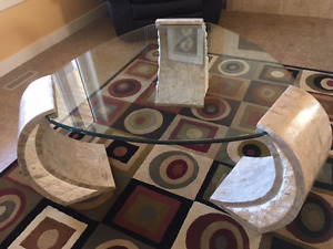 Matching set of coffee tables