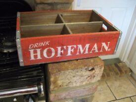 Hoffman drinks crate not coca cola