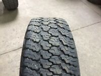 4x 235/70R16 104T PNEUS D' HIVER GOODYEAR WRANGLER**FORD**JEEP