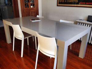 Philippe dagenais meubles dans grand montr al petites for Table de salle a manger kijiji