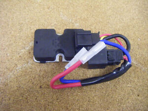Blower Motor Resistor Regulator for Mercedes Ben  1298213351