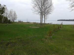 Prime manitoulin island lot for sale