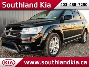 2017 Dodge Journey GT AWD **LEATHER INTERIOR**