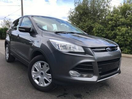 2014 Ford Kuga TF Ambiente (AWD) Grey 6 Speed Automatic Wagon