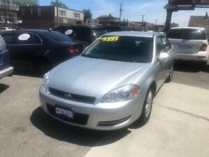 2009 CHEVROLET IMPALA LS V6 CERTIFIED ONLY  $3995
