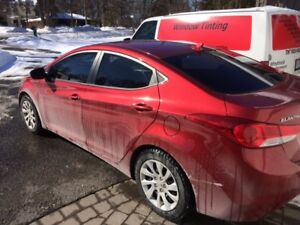 Window Tinting FEB. SALE text for price.