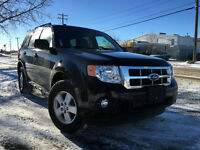 "2010 Ford Escape XLT ""Leather, Loaded, 90 days warranty"""