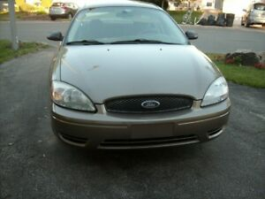 Ford Taurus 2006 ( exceptionnel )  66.000. km .