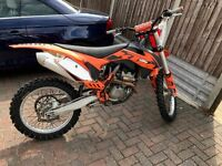 KTM SXF 250 2013 MOTOX BIKE Make me an offer!!!!!
