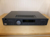 Arcam FMJ A28 Integrated Amplifier with C90 Remote & Original Box & User Guide.