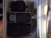 Blackberry 7130v in box as new
