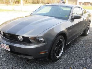2010 Ford Mustang Gt Coupe (2 door) loaded with premium package