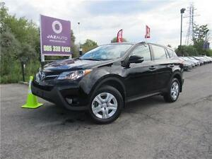 "2013 Toyota RAV4 LE ""ALL WHEEL DRIVE"" LOW MILEAGE"" BLUE-TOOTH"