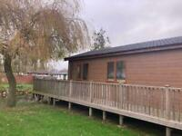42 x 14 Single Lodge with decking Call JAMES on 07495 668377
