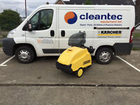 Second Hand Karcher HDS 801 E 415V 150 Bar Electrically Heated Hot/Cold Industrial Pressure Washer