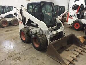 2005 BOBCAT S185 SKID STEER LOADER