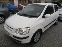 2004 Hyundai Getz GL  Automatic Hatchback Beaconsfield Cardinia Area Preview