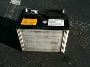 toyota 4runner panasonic battery