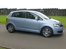2011 VW GOLF PLUS 1.6 TDI SE ONLY 24000 MILES OUTSTANDING CONDITION THROUGHOUT FINANCE AVALIABLE