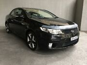 2010 Kia Cerato TD Koup Black 5 Speed Manual Coupe Georgetown Newcastle Area Preview