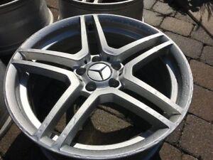 4 Mercedes-Benz Mags/jantes 18 pouces inches
