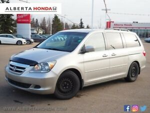 2007 Honda Odyssey EX. One Owner. Clean Carproof. HomeLink. Powe