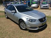 2014 Holden Commodore VF Evoke Silver 6 Speed Automatic Sedan Dapto Wollongong Area Preview