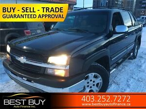 "2005 Chevrolet Avalanche LT ""CLEAN TRUCK"" / SPECIAL SALE $9995"