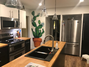 Freshly Renovated, Great Rental Space close to down town