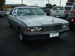 1985 Holden Statesman WB2 DE Ville 3 Speed Automatic Sedan Frankston Frankston Area Preview