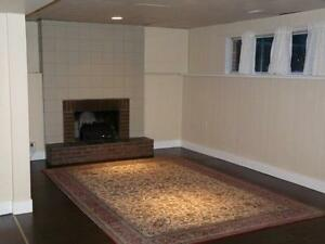 Bright Basement Suite in Lower Mission